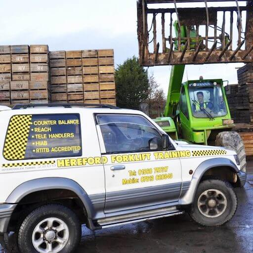 Forklift Training Courses West Midlands HFD Training AITT Course