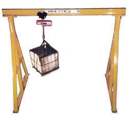 Gantry Crane Forklift Training Courses West Midlands HFD Training AITT Course