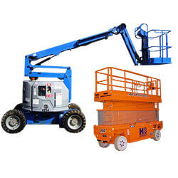 Mobile Access Platform Forklift Training Courses West Midlands HFD Training AITT Course