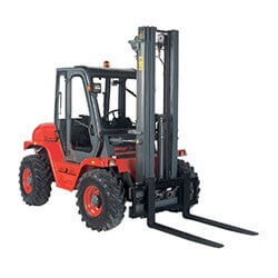 Rough Terrian Forklift Training Courses West Midlands HFD Training AITT Course