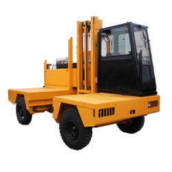Sideloader Forklift Training Courses West Midlands HFD Training AITT Course